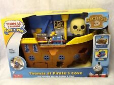 Thomas & Friends - Take n Play Thomas at Pirate's Cove Playset,New 24hr Dispatch