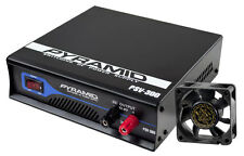 New Pyramid PSV300 Fully Regulated Low Ripple 30-Amp Switching DC Power Supply