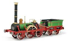 "Elegant, finely detailed model train kit by OcCre: the ""Adler Locomotive"""