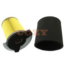 Air & Pre Filter For Yamaha G1 2 Cycle 1978-1989 & G14 4 Cycle Gas Golf Cart