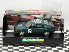 SCALEXTRIC ROVER 3500cc GREEN NSCC 1996  C561  LE 1.32  NEW OLD STOCK