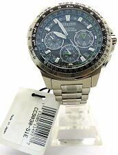 Citizen Eco-Drive Satellite Wave Promaster Navihawk GPS CC9030-51E Mens Watch