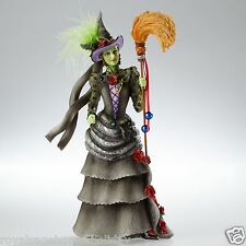 4040905 Wicked Witch of the West Couture de Force Figurine Wizard Oz Warner Bros