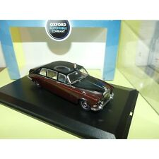 DAIMLER QUEEN MARY 1928 Noir et Bordeaux OXFORD DIECAST 1:43