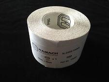 Hamach (119080) Dynamic Schleifpapier-Rolle 95 mm x 23m - P80
