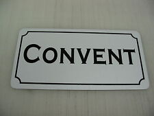 CONVENT Metal Sign 4 dance Strip club Cheer Football Costume Pompom Cosplay