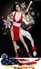 1/6 Mai Shiranui Head Sculpt Suit Set The King Of Fighters / Phicen Hot Toys USA