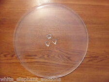 "12"" LG GOLDSTAR Microwave Glass Turntable Plate/Tray Used Clean Condition"
