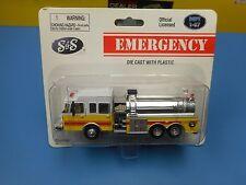 """BOLEY EMERGENCY # 2201-78  FIRE TRUCK FD T17   """"NIP"""""""