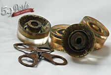 SET OF 4 AGED RELIC GIBSON SPEED KNOBS VINTAGE US SIZE LES PAUL 59 PARTS