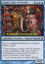 Azami, Lady of Scrolls (Azami, Herrin der Spruchrollen) Commander 2013 Magic