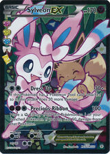x1 Sylveon-EX - RC32 - Full Art Ultra Rare Pokemon Generations M/NM
