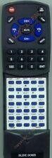 Replacement Remote for VIVITEK LT40PL3A, LT46PL3A