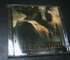 ALEXANDER 2CD - Vangelis - Limited Ed. Ultra Rare SOUNDTRACK