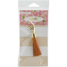 Webster's Pages Tassel Charm Embellishment - 513873