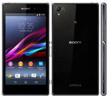 New Original Unlocked Sony Xperia Z1 C6903 16GB Smartphone 20MP Wifi NFC Black