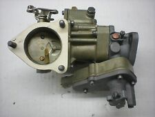 REBUILT CARTER BALL & BALL CARBURETOR ETW-1 WW2 ARMY DODGE M37