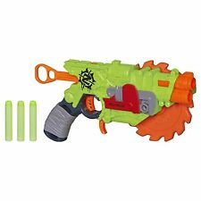 Nerf Zombie Strike Crosscut Blaster Standard Packaging model number B3211NEW XTS