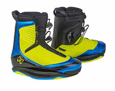 Ronix 2016 One Boot Yellow Size 10 Wakeboard Binding