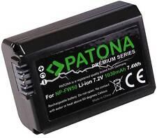PATONA Premium Akku f. Sony NP-FW50 NEX-3 NEX.3C NEX-5 NEX.5A NEX-7 1030mAh Neu