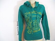 NWT BEBE PUZZLE LOGO POP OVER HOODIE SWEATER SIZE XS. MSRP $80