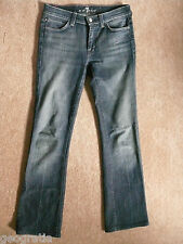 7 For All Mankind Jagger NYD Bootcut Size 27 Womens Jeans
