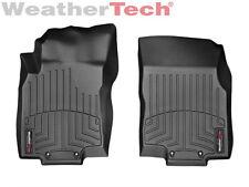 WeatherTech® Floor Mats FloorLiner for Nissan Rogue - 2014-2017 - 1st Row-Black