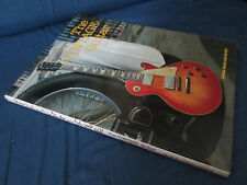 Mac Yasuda Vintage Guitar Japan Photo Book Gibson Les Paul Fender Stratocaster