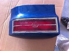 1976 76 1977 77 Oldsmobile Cutlass Supreme Rear Quarter Extension with Taillight