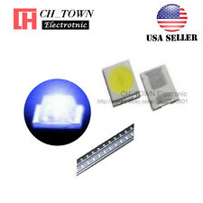 100PCS 2835 Blue Light SMD SMT LED Diodes Emitting 0.8 Thick Ultra Bright USA