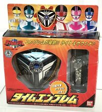 Power Rangers Time Force~ Japanese Silver Badge Morpher~ TimeRanger~ MISB