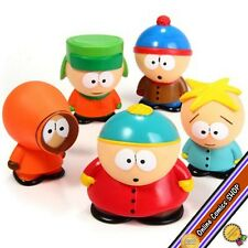 SOUTH PARK | 5 Action Figures in PVC : ERIC, KENNY, KYLE, STANLEY, BUTTERS!!!