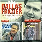Dallas Frazier-R&b Sessions, The: Elvira/tell It Like It Is! CD NEW
