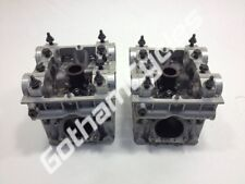 Ducati 999 999S Engine Motor Bare Cylinder Heads Head 998 998S