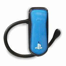 Playstation 3 NEW Official Licensed Blue Wireless Bluetooth Gaming Headset PS3