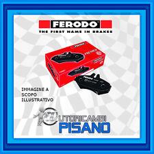 FDB346 PASTIGLIE FRENO ANTERIORI FERODO SEAT TERRA (24) 1.4 D 48hp