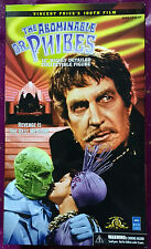 Majestic Studios Vincent Price THE ABOMINABLE DR PHIBES 1/6 Scale Action Figure