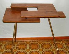 Portable 2-tied SEWING MACHINE TABLE for Viking Bernina Sirco Collapsable
