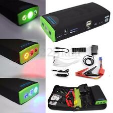 50800MAH 12V Portable Car Auto Jump Starter Booster Charger Battery Power Bank
