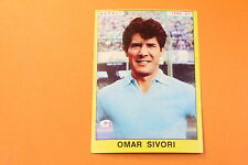 [F436-(41)] CALCIATORI 1966-67 - PANINI - NEW - FIGURINA STICKER - OMAR SIVORI