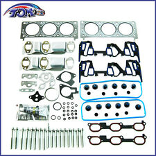 BRAND NEW ENGINE HEAD GASKET & BOLT SET FOR BUICK CHEVY PONTIAC OLDSMOBILE
