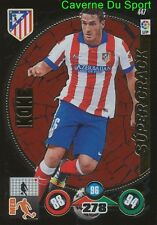 447 KOKE ESPANA ATLETICO MADRID SUPERCRACK RARE CARD ADRENALYN 2015 PANINI