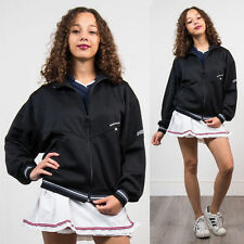 PUMA TRACKSUIT JACKET TOP WOMENS ZIP FASTEN CASUALS RETRO 90'S NINETIES 8 10