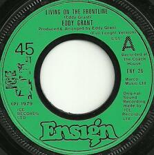 EDDY GRANT - LIVING ON THE FRONTLINE */ FRONTLINE SYMPHONY - 1979 DUB REGGAE POP