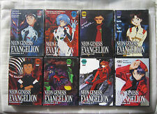 NEW Neon Genesis Evangelion - The Perfect Collection Set (DVD, 2002, 8-Disc Set)