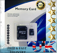 64GB Micro SD Card with FREE Adapter Class 10 Universal TF Flash Memory Card