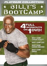 Platinum Collection Bootcamp DVD