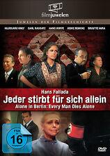 Jeder stirbt für sich allein (1976) - Alone in Berlin - mit Hildegard Knef (DVD)