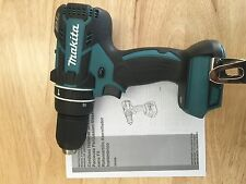 "New Makita 18V XPH06 LXT Cordless Brushless 1/2"" Hammer Drill 18 Volt Lit-Ion y2"