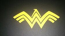 Wonder Woman Logo Car, Van, Laptop, Scooter Vinyl Decal Sticker